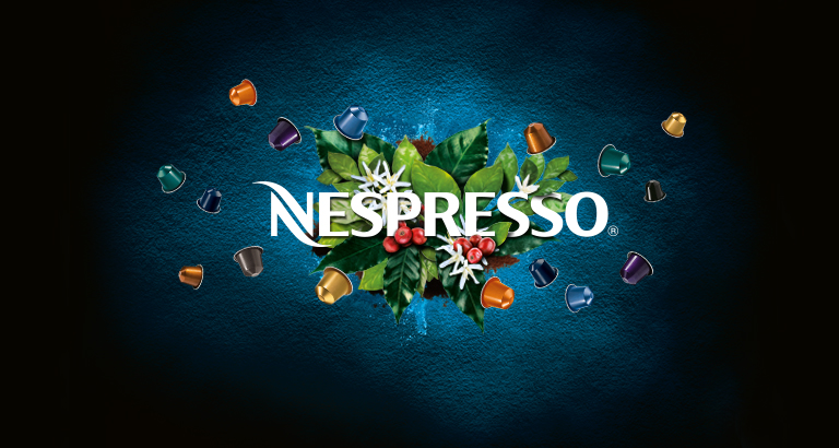 OPEN UP TO THE NEW NESPRESSO UNIVERSE,
